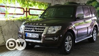 Workhorse: Mitsubishi's Pajero | DW English - DEUTSCHEWELLEENGLISH
