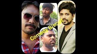 Comedy Biscuit || Episode - 6 || Telugu comedy web series || Telugu comedy short  film 2018 - YOUTUBE