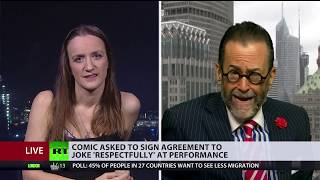 Who's laughing now: Censorship in comedy (DEBATE) - RUSSIATODAY