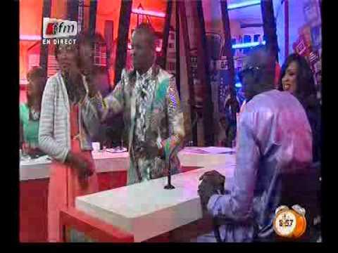 seneweb.com/Pape Cheikh qui tente de pieger Ablaye Mbaye