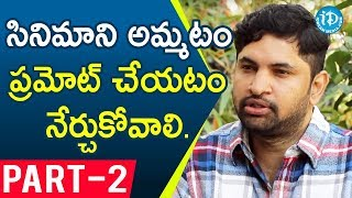 Kittu Unnadu Jagratha Director Vamsi Krishna Interview Part #2 || Talking Movies With iDream - IDREAMMOVIES