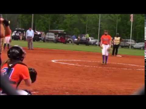 Softball Fastball vs. Change Up