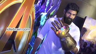Avengers: Infinity War press meet - idlebrain.com - IDLEBRAINLIVE