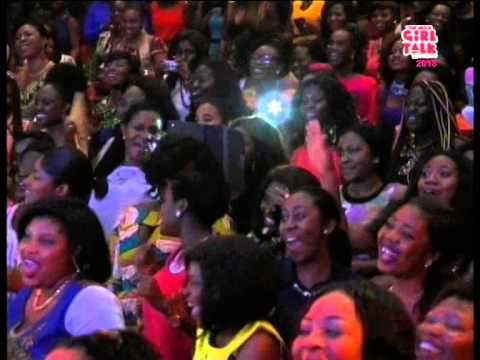 KHONA BY NANA AMA McBROWN, Performed Live In GHANA ,