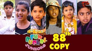 Fun Bucket JUNIORS | Episode 88 | Kids Funny Videos | Comedy Web Series | By Sai Teja | TeluguOne - TELUGUONE