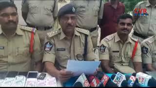 Police Busted Fake Currency Racket In Kadapa | CVR NEWS - CVRNEWSOFFICIAL