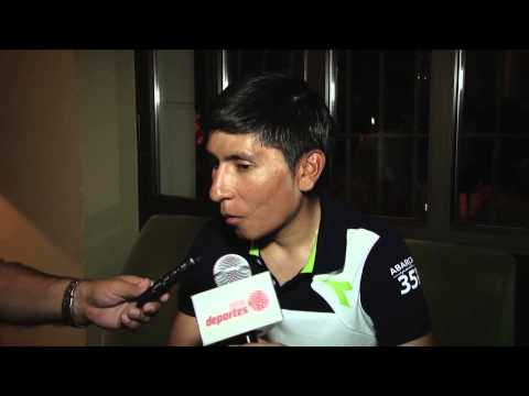 Desde España, Nairo Quintana conversó con Señal Deportes