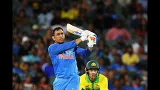 India vs Australia, 3rd ODI: MS Dhoni, Kedhar Jadhav lead India to victory, India wins series 2-1 - NEWSXLIVE