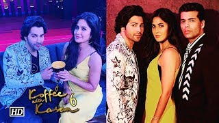 Koffee With Karan 6 | Katrina-Varun to FIGHT for Coffee Hamper - BOLLYWOODCOUNTRY
