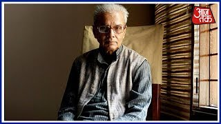 Eminent Hindi Poet Kedarnath Passes Away In Delhi At 83 - AAJTAKTV