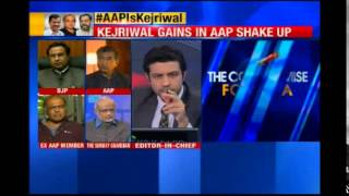 Nation at 9: AAP decides not to have Yogendra Yadav in PAC - NEWSXLIVE