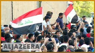 🇮🇶 Anger mounts in Iraq as protests spread to the capital Baghdad | Al Jazeera English - ALJAZEERAENGLISH