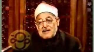 الشيخ محمد الغزالي..القضاء والقدر وأثره فى حياتنا