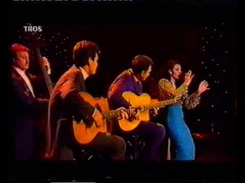 Rosenberg Trio (+ Laura Fygi) - Caravan (Dutch TV)