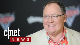 Pixar's John Lasseter leaving (for now) over harassment allegations - CNETTV