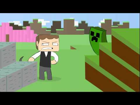 General Animations Minecraft Cartoons in General