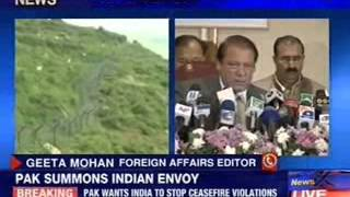Pakistan protests with India over LoC killing - NEWSXLIVE