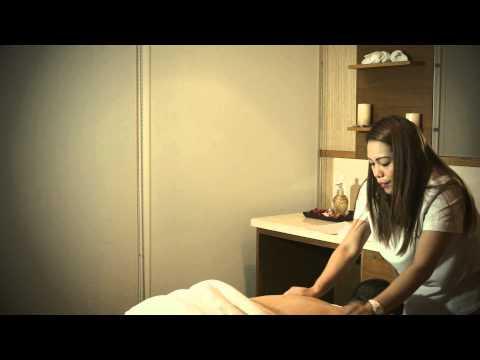 Hot Stone Massage Treatment by Hush Salon & Spa Dubai