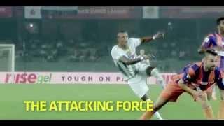 Attacking Force - Fikru (Atletico De Kolkata) - ESPNSTAR