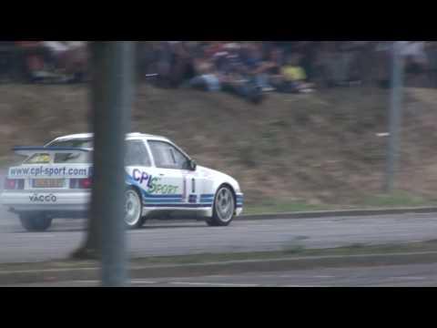 Christian Rigollet Rallye de la cote chalonnaise 2009