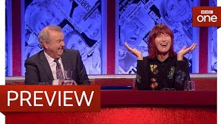 Janet Street-Porter buying booze at 7:30 in the morning - Have I Got News For You - BBC One - BBC