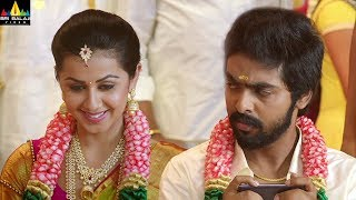 Chennai Chinnodu Movie Nikki Galrani Marriage Scene | Latest Telugu Movie Scenes | Sri Balaji Video - SRIBALAJIMOVIES
