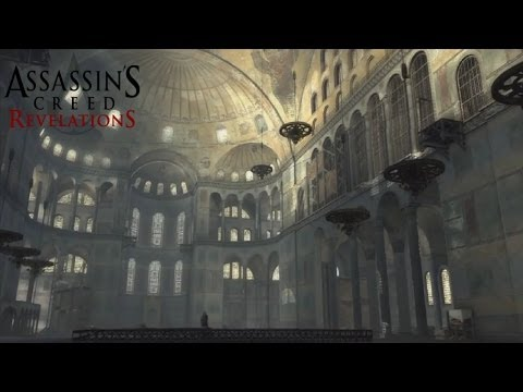 Hagia Sophia's Secret - Assassins Creed Revelations (100% Sync)