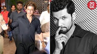 SRK To Help Salman's Brother-In-Law Ayush With His Debut | Randeep Joins Tiger-Disha's 'Baaghi 2' - ZOOMDEKHO
