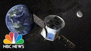 Watch live: NASA's TESS planet-hunting satellite launches into space - NBCNEWS