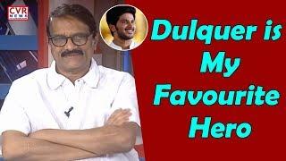 Dulquer Salmaan is The My Favourite Hero | Mahanati Producer Ashwini Dutt Exclusive Interview | CVR - CVRNEWSOFFICIAL