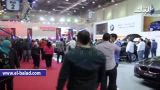بالفيديو والصور.. أوبل كاسكادا بلمسة رياضية داخل معرض أوتوماك فورميلا 2015