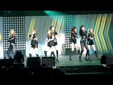 120520 SNSD - The Boys @ SMTOWN 2012 Honda Center