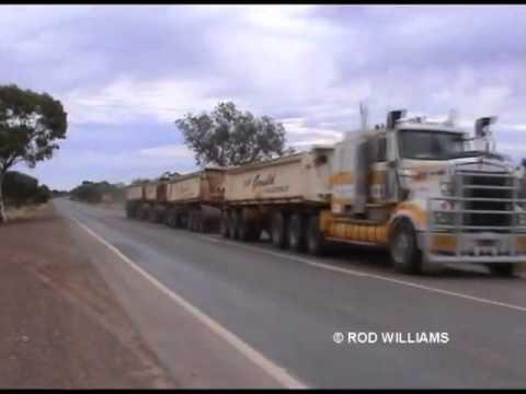Os maiores caminhões do mundo