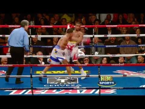 HBO Boxing: Victor Ortiz vs. Lamont Peterson Highlights (HBO)