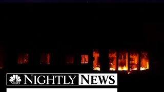 U.S. Airstrike Hits Doctors Without Borders Hospital in Afghanistan | NBC Nightly News - NBCNEWS