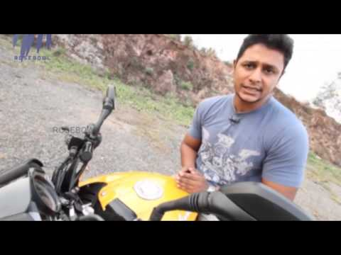 Review of Bajaj Pulsar 200NS | Green Signal