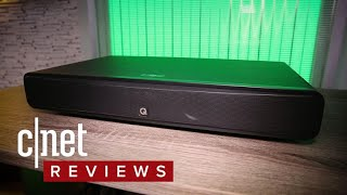 Q Acoustics M2 sound base - CNETTV