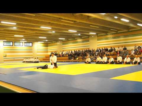Aikido - mon passage du 1er dan