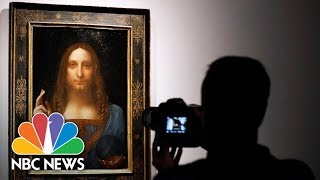 "Leonardo Da Vinci's ""Salvator Mundi"": Is The Painting Worth $450 Million? 