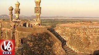 Elgandal Fort : Sound And Light Shows Will Begin From 25th January | Karimnagar | V6News
