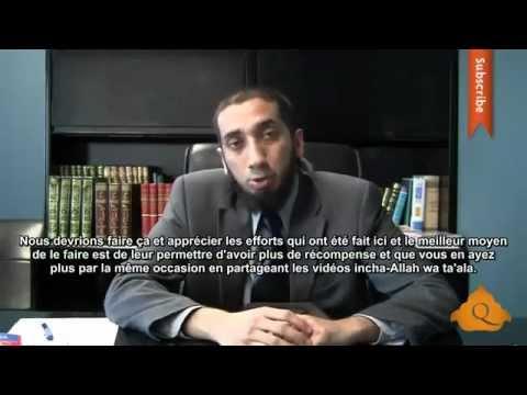 Nouman Ali Khan : Les Désirs Sexuels - [Quran Weekly]