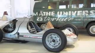 بالفيديو: شاهد روعة سيارة بورش 64 التي صنعت أثناء الحرب العالمية الثانية