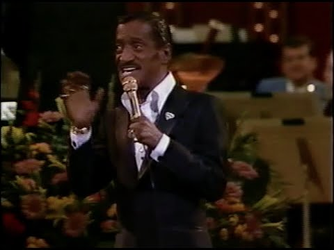 Sammy Davis Jr. Live In Boston 1988