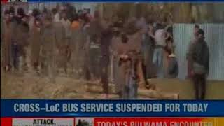Mastermind of Pulwama Strike killed; Cross-Loc bus services suspended for today - NEWSXLIVE