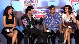 Varun Dhawan OPENS UP On His Salman Connection Since 'Main Tera Hero' | Judwaa 2 Trailer Launch - HUNGAMA