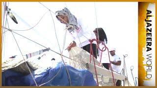 Oman's Sailing Stars - Al Jazeera World - ALJAZEERAENGLISH