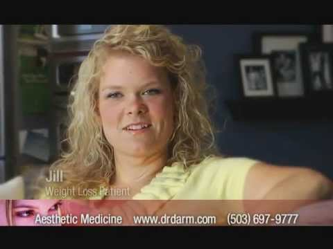 Dr. Darm Weight Loss Testimonial - Jill