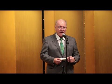 Speech by IAF Chairman Peter Goldsbury - 12th IAF Congress in Takasaki