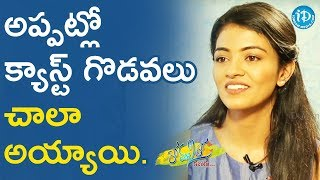 Shreya Rao kamavarapu About Her Parents || Anchor Komali Tho Kaburulu - IDREAMMOVIES
