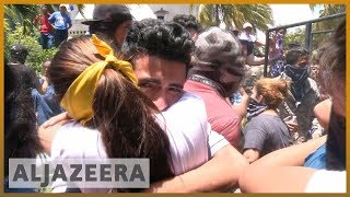 🇳🇮 Students freed after standoff at Nicaragua church leaves two dead | Al Jazeera English - ALJAZEERAENGLISH